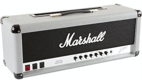 marshall silver jubilee head