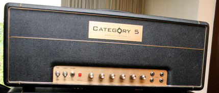 Joe Bonamassa Gear: Category 5