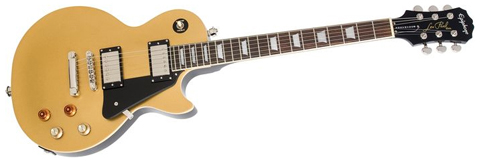 Joe Bonamassa Gear: Signature Epiphone Les Paul